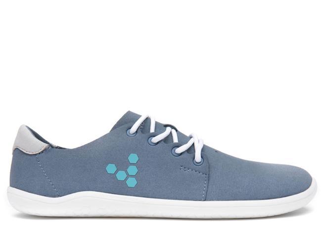 Lotte Eco Suede Womens Blue