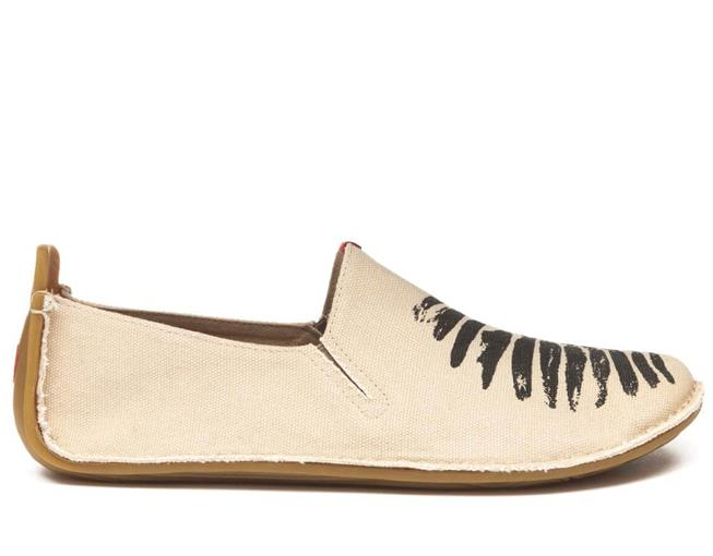 Ababa Canvas Birdie Natural Womens