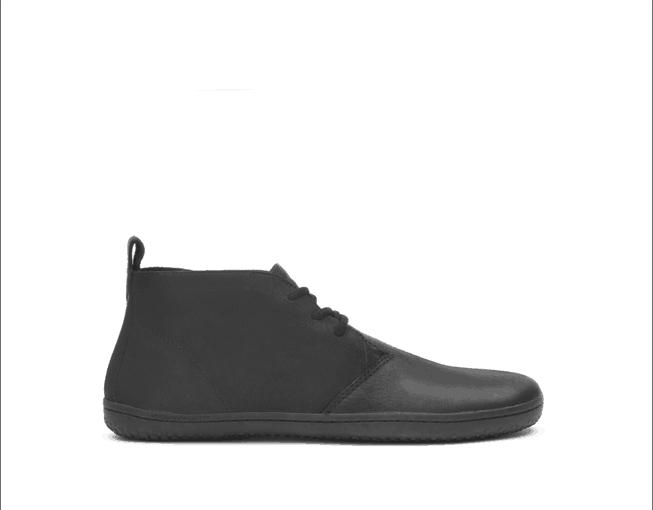 Gobi Junior Leather Black