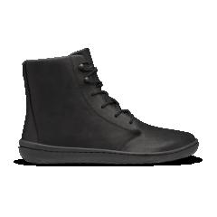 Gobi Hi III Black Leather