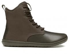 Scott Leather Mens Brown