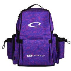 Latitude Swift Backpack, violetti