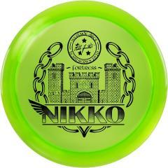 Westside Discs VIP-X Fortress Nikko Locastro 2020 Team Series