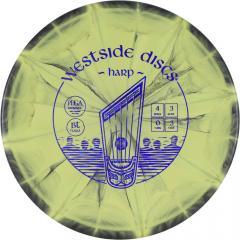 Westside Discs Bt Hard Burst Harp